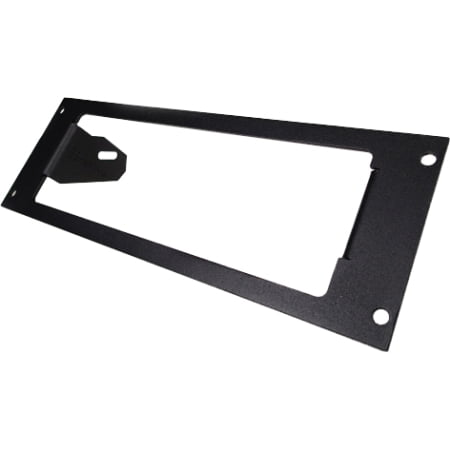 A 3 inch mounting bracket